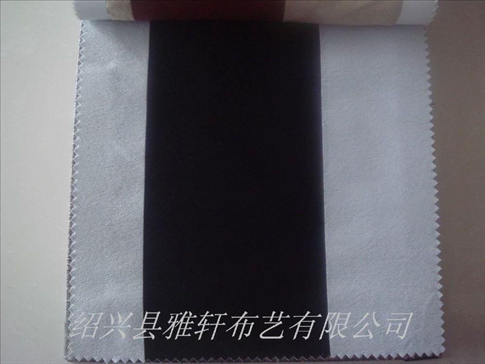 家居用品 窗帘布艺 布艺窗帘 > 供应磨毛绒面遮光布_高档酒店遮光布