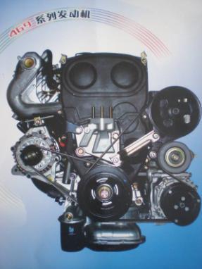 汽车发动机正时皮带罩图片