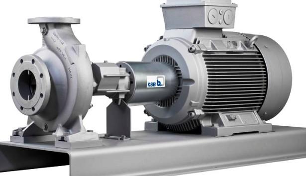供应KSB导热油泵