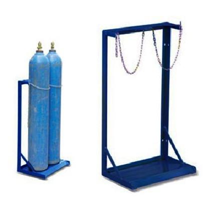 氧气瓶固定架 气瓶货架