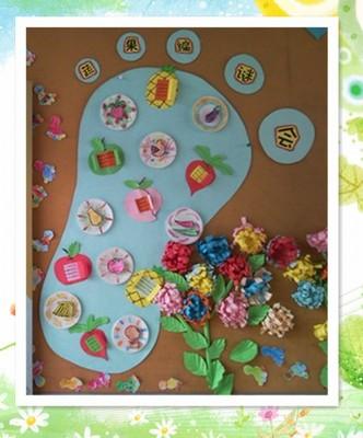幼儿园主题墙装饰用胶