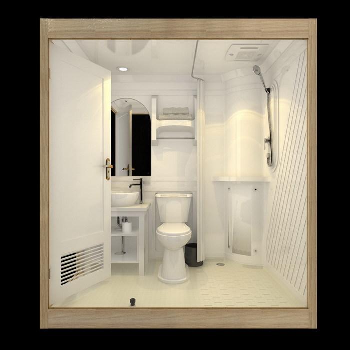 供应集成卫浴、整体卫生间、淋浴房