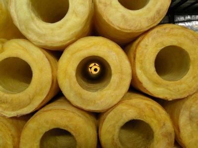 供应玻璃棉管保温材料现货供应 价格低