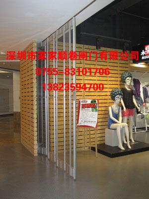 供应深圳市水晶卷闸门