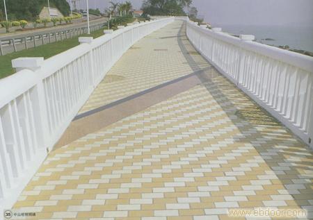 砖 效果 图 ,产品 图 ,型号 萝岗环保彩 砖 人行道 砖 效果图高清图片