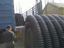供应南乐PE碳素波纹管,PE电缆护套管