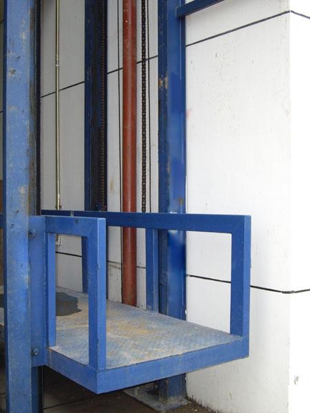 供应青海升降机海东导轨式升降平台升降货梯
