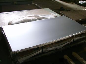 316镜面贴膜不锈钢板
