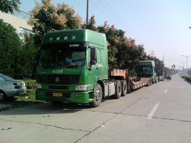 (好)菏泽到天津的货运直达专线