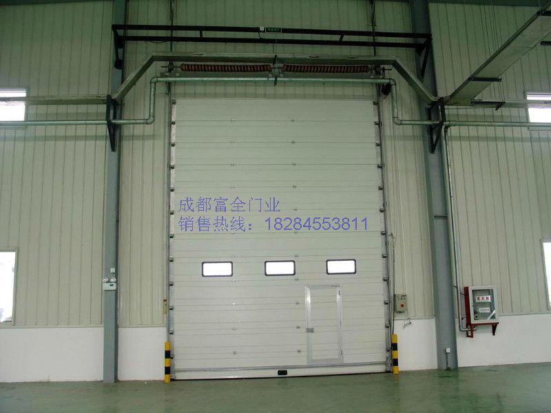 广元4s店提升门制作安装