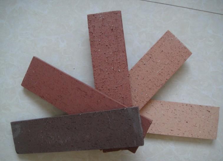 廠家直銷外墻磚 陶土磚劈開磚 機制磚手工磚