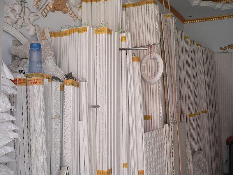 装饰材料   石膏线,石膏制品,天花角线_锦尚装饰材料厂   西高清图片