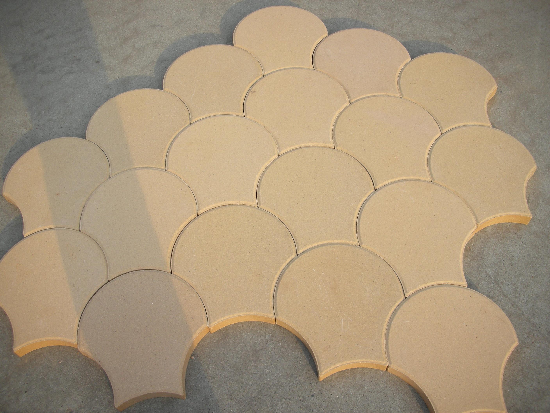 供应鼎诚牌扇形面地面砖路砖