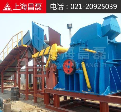 废金属加工机械