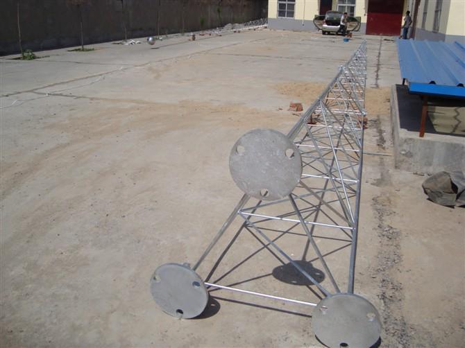 gjt型图集17-20三柱30米圆钢避雷塔-gfl