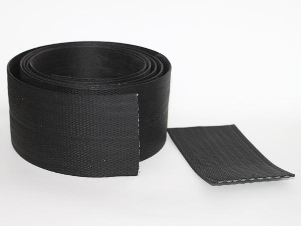 供应CAT钢塑复合拉筋带价格,土工加筋带