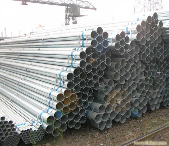 供应金州139.7*4.5镀锌管|Q235B管材