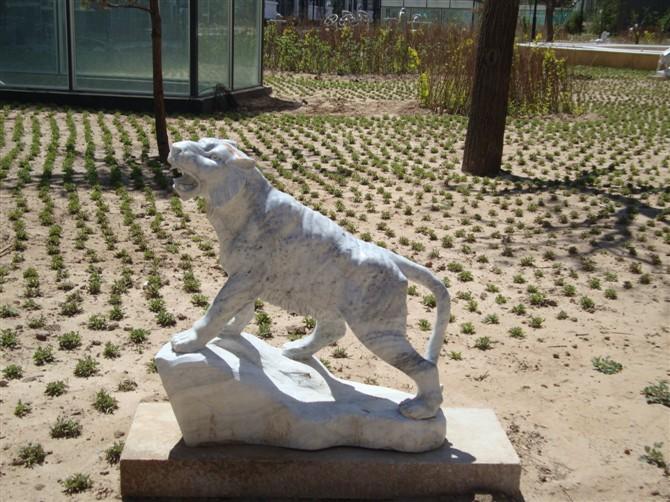 十二生肖猪雕塑 石雕十二生肖属相雕刻