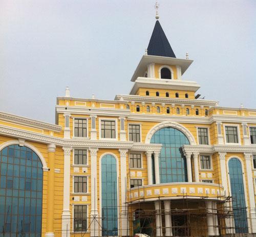 nbsp;哈尔滨grc欧式图片