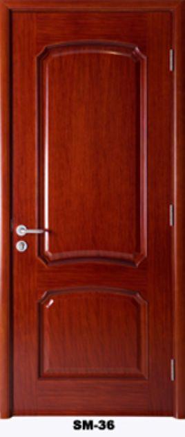 供应 万家园 实木门  实木复合门
