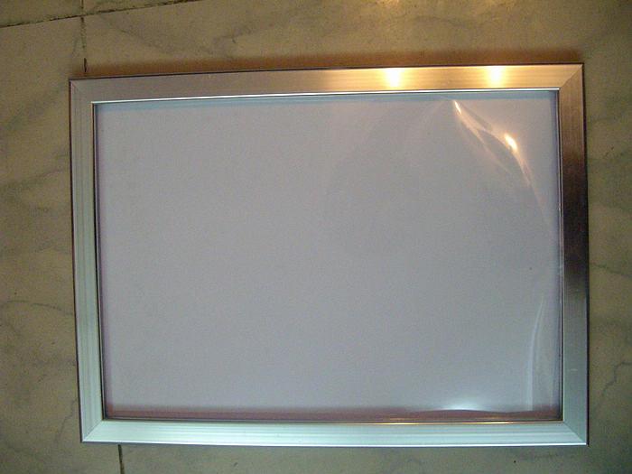 不锈钢广告框 铝合金广告边框