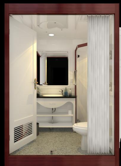 供应集成卫生间整体卫生间整体淋浴房