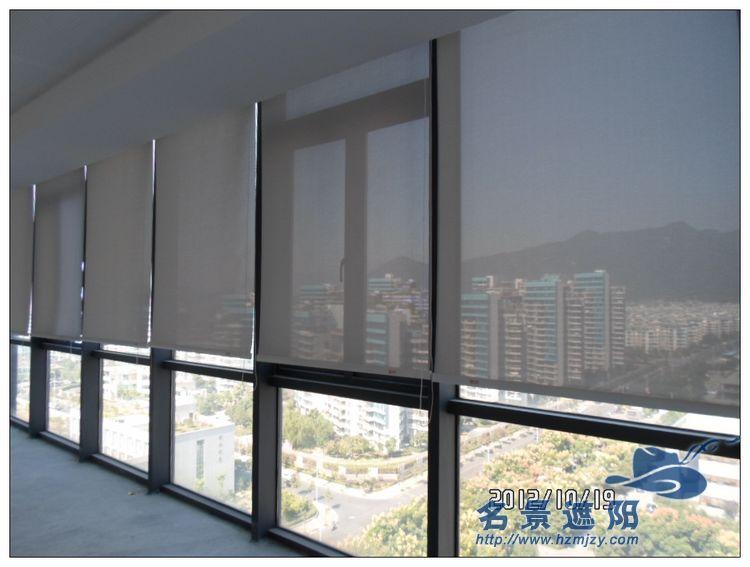 室内遮阳窗帘,办公室卷帘,阳光窗帘