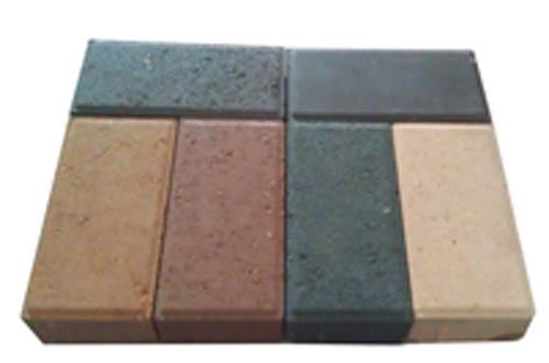 人行道砖尺寸 增城环保砖 效果图,产品图,型