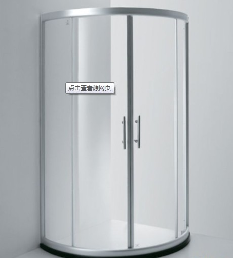 供应淋浴房热弯钢化玻璃