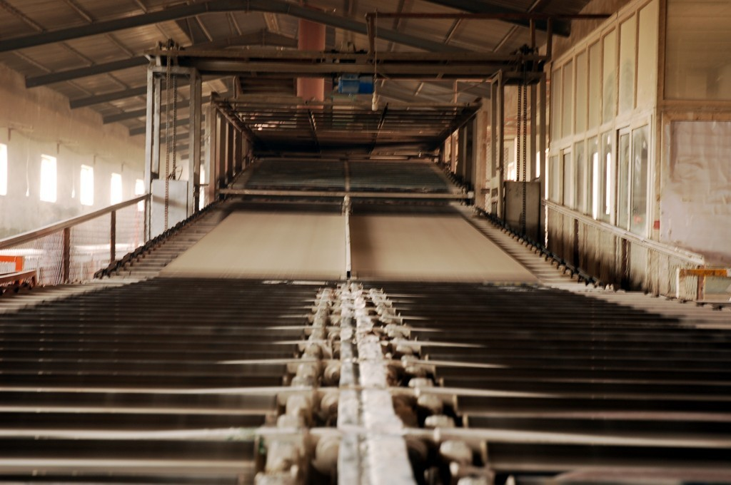供应河北出口纸面石膏板生产线