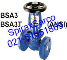 供应斯派莎克BSA3T波纹管截止阀