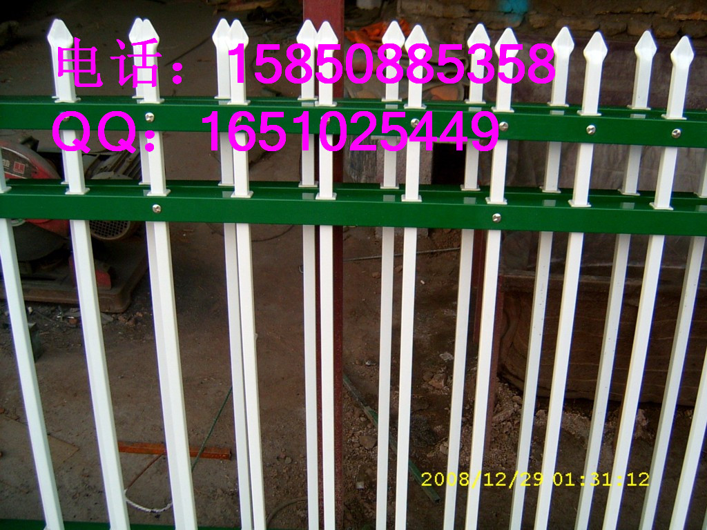 金安 寿县 舒城 小区 围栏 外墙围墙护栏厂家 效 高清图片
