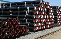 球墨铸铁管、柔性排水铸管