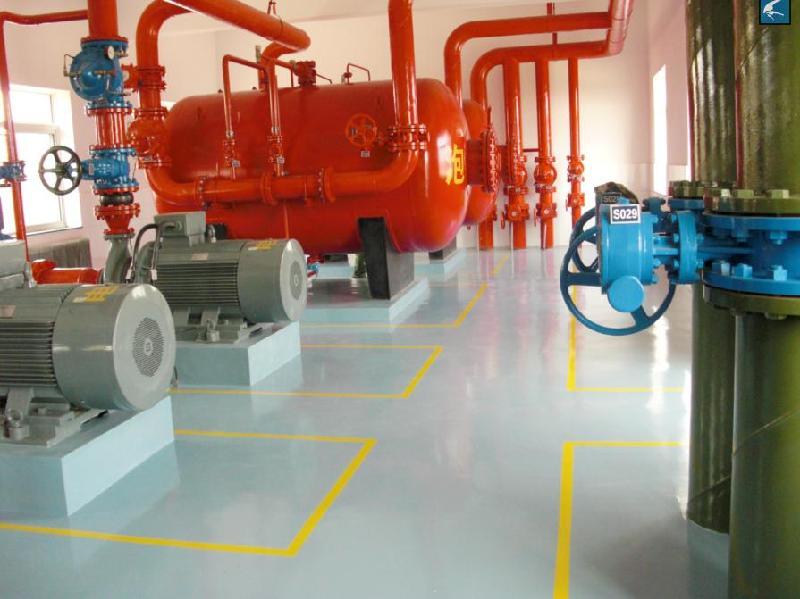 供应常州化工厂玻璃钢防腐地坪施工