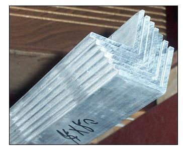 供应进口5052铝合金角铝* 7075工业角铝