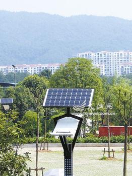 保定太阳能庭院灯