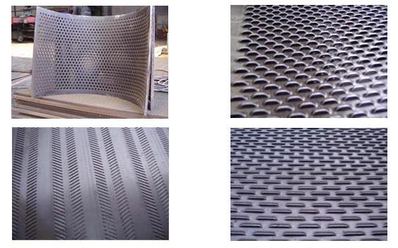 山东滑冲孔网规格,新型滑冲孔网大图-柏森