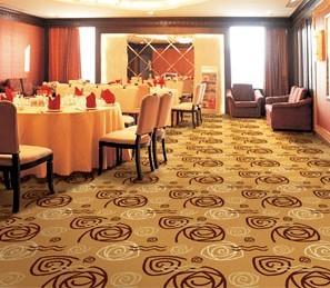 内蒙【新海马】酒店地毯销售商 供应高质的酒店地毯