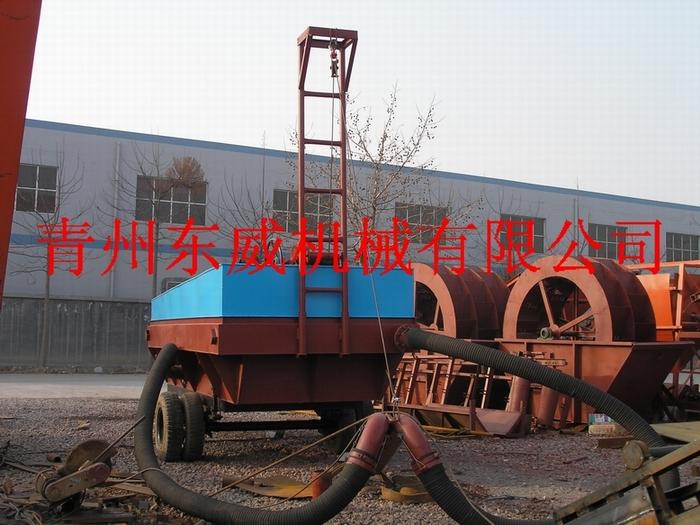 水库抽沙设备供应厂家 水库抽沙设备经销商