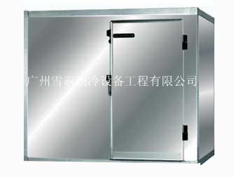 雪霸供应广州酒店双温冷库工程