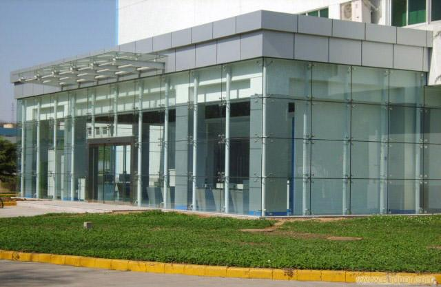 承接枣庄玻璃幕墙主体以及配件 明框玻璃幕墙安 品质保证