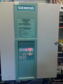 供应西门子6RA7025直流调速装置报故障维修
