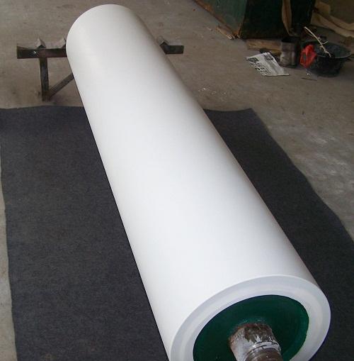 我们无锡中大橡塑科技公司供应流延硅胶辊
