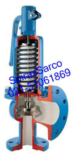 供应英国斯派莎克SV607安全阀