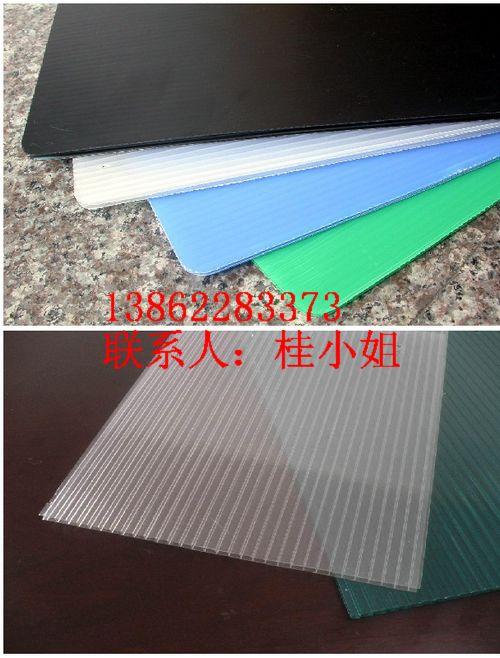 供应昆山瓦楞板,PP中空板,抗静电中空板