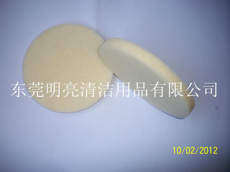 供应手动抛光垫|7寸百洁垫|清洁垫|180X22