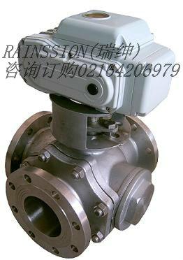 供应优质不锈钢球阀DN-65瑞绅电动球阀