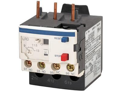 LRD系列LRD33热过载继电器