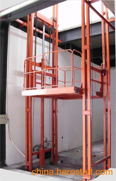 供应北京升降机北京导轨式升降平台升降货梯