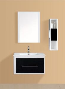 供应工程浴室柜|橡木浴室柜工程价